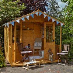 Forest - Hollington Summerhouse