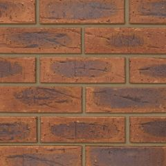 Ibstock - Autumn Antique Perforated Multi Facing Bricks