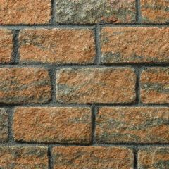 Pavestone - Burford Walling Brick Ironstone - Tumbled