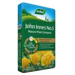 Westland - John Innes No.3 Mature Plant Compost 30L