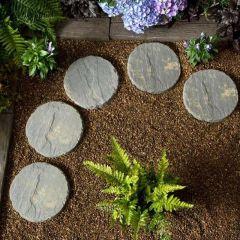 Keldale 300mm Stepping Stone - Antique