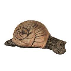 Dream Gardens - Large Snail Stoneware Ornament