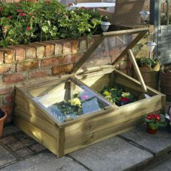 Forest - Large Timber Cold Frame