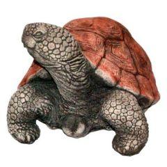 Dream Gardens - Large Tortoise Stoneware Ornament