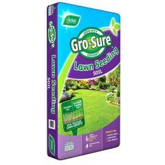 Gro-Sure Lawn Seeding Soil 30L