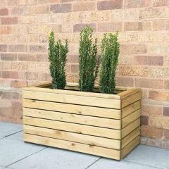 Forest - Linear Planter Double