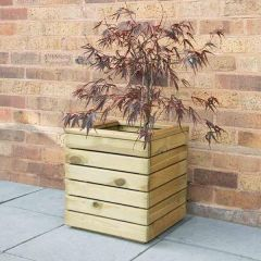 Forest - Linear Planter Square