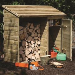 Forest - Log & Tool Store