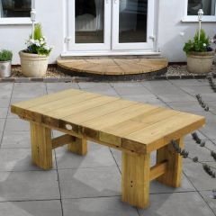 Forest - Low Level Sleeper Table 1.2m