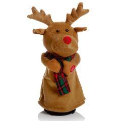 Premier - 28cm Singing Reindeer