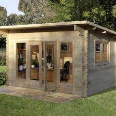 Forest - Melbury Log Cabin