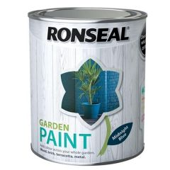 Ronseal Garden Paint - Midnight Blue