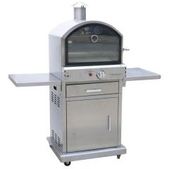 Lifestyle - Milano Deluxe Gas Pizza Oven