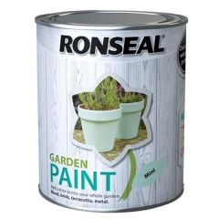 Ronseal Garden Paint - Mint