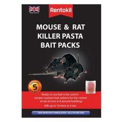 Rentotkil - Mouse & Rat Killer Pasta Bait