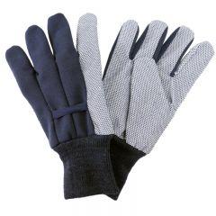 Kent & Stowe - Navy Jersey Cotton Gloves