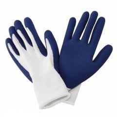 Kent & Stowe - Men's Navy Natural Bamboo Gloves