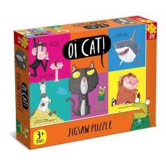 Oi Cat 35 Piece Jigsaw