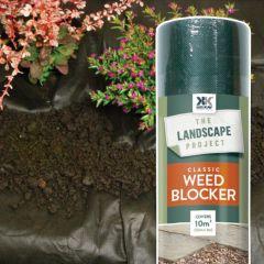Kelkay - Classic Weed Blocker - 10m x 1m Roll