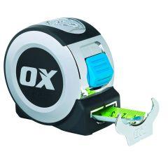 Ox - Pro Tape Measure - 8m