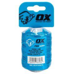 Ox - Pro Nylon High Vis Builders Line