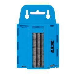 Ox - Pro Heavy Duty Knife Blades & Dispenser - 100 Pack