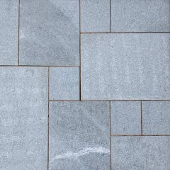 Earlstone - Dark Grey Granite - Sawn & Textured