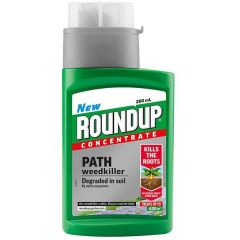 Roundup - Concentrate Path and Drive