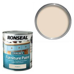 Ronseal - Chalky Furniture Paint - Pebble