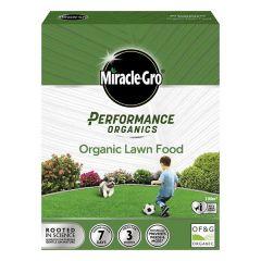 Miracle Gro - Performance Organics Lawn Food