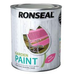 Ronseal Garden Paint - Pink Jasmine