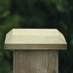 KDM - Planed Post Cap (Bronze)