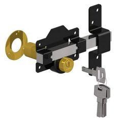 Gatemate - Premium Long Throw Lock - Double Locking