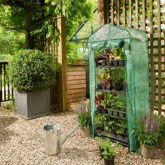 Grow It - Premium 4 Tier Compact Growhouse