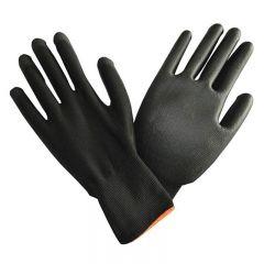 PTI Black Poly Gloves
