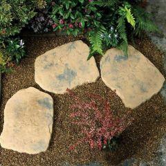 Random Stepping Stone - Autumn Brown