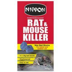 Nippon - Rat & Mouse Killer