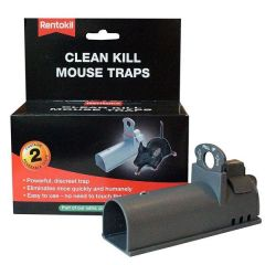 Rentotkil - Clean Kill Mouse Traps