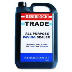 Resiblock - All Purpose Paving Sealer 5LTR