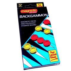 Backgammon Magnetic Travel Game