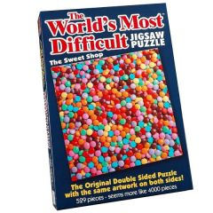 The World's Most Difficult Puzzle - The Sweet Shop