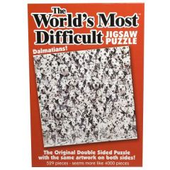 The World's Most Difficult Puzzle - Dalmations