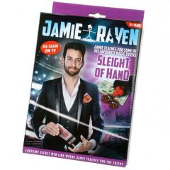 Jamie Raven Sleight Of Hand Set