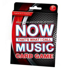 NOW! That's What I Call Music Card Game
