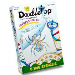 DoodleTop - Stencil Bugs