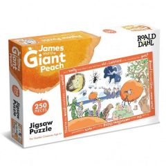 Roald Dahl - James and the Giant Peach 250 Piece Puzzle