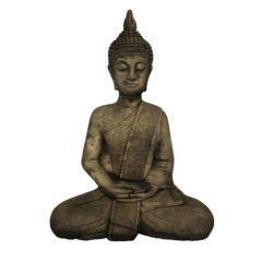 Dream Gardens - Sash Buddha Stoneware Ornament