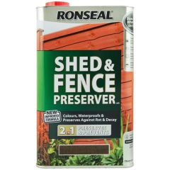 Ronseal - Shed and Fence Preserver