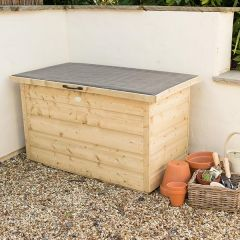 Forest - Shiplap Garden Storage Box - Pressure Treated