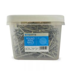 Site Mate Pre-Packed Round Wire Nails 50mm x 2.65mm 10kg